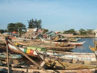 Fishing Port of Cotonou